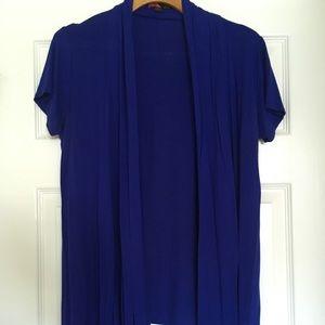 Short Sleeved Cardigan